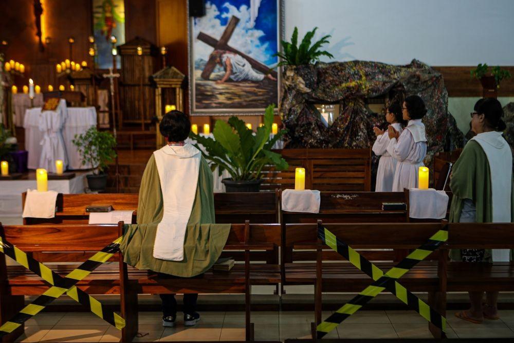 Soal Vaksinasi, Uskup Agung Medan: Kita Harus Belajar dari Negara Maju
