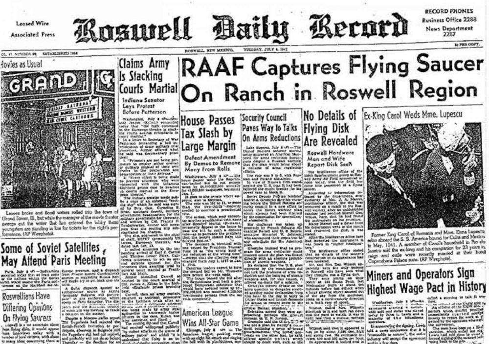 5 Teori Konspirasi Soal UFO Paling Populer, Bikin Gemetar