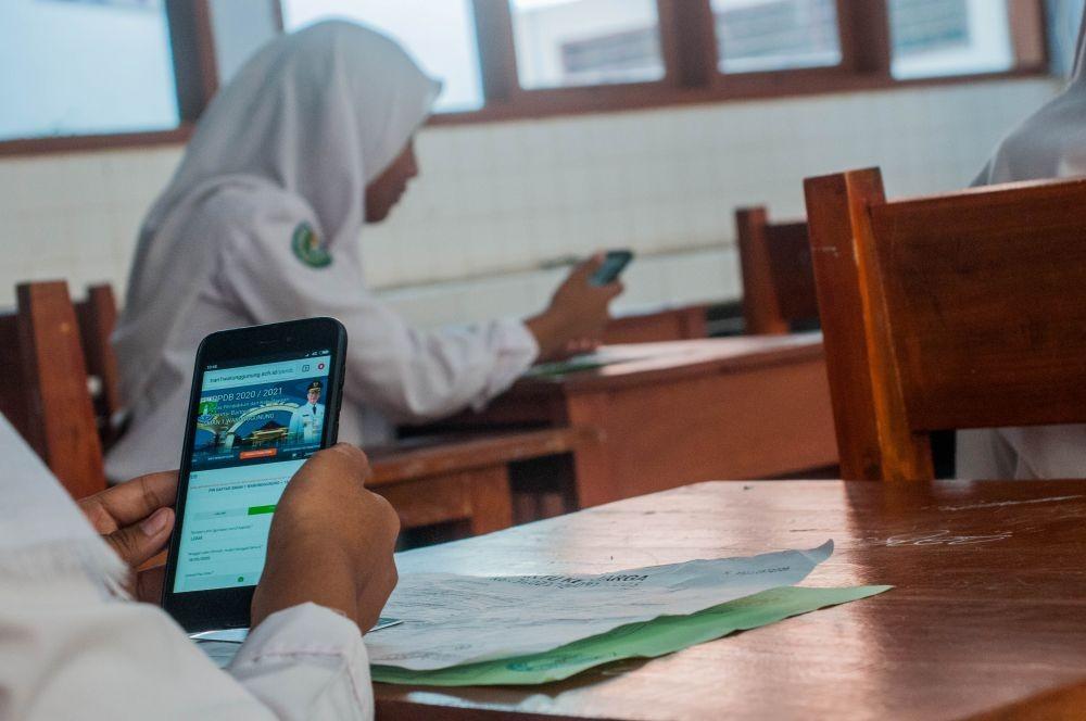PPDB 2020 di Semarang Serba Online, Tak Layani Pendaftaran di Sekolah
