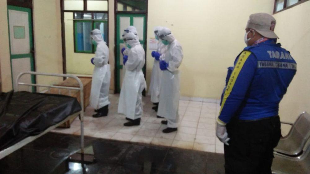 Mensos: Tagana Pahlawan Kemanusiaan di Tengah Pandemik COVID-19