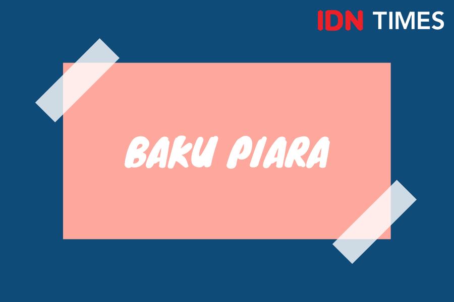 7 Kosakata Bahasa Indonesia yang Berawalan 'Baku', Ada Baku Peluk!