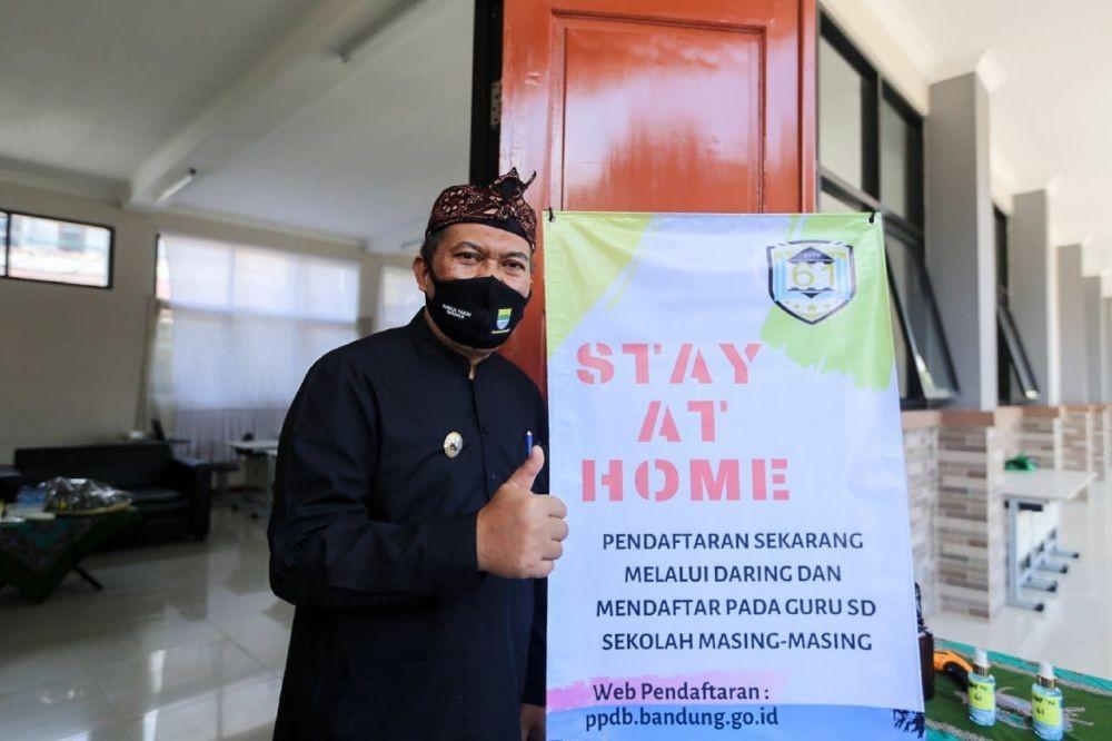Kebijakan AKB Bandung Diubah, Wali Kota Setuju Ada Sanksi Masker!