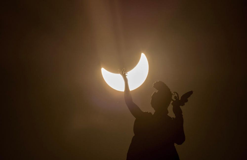 Partial Solar Eclipse June 21, This is the Region and How to See It!