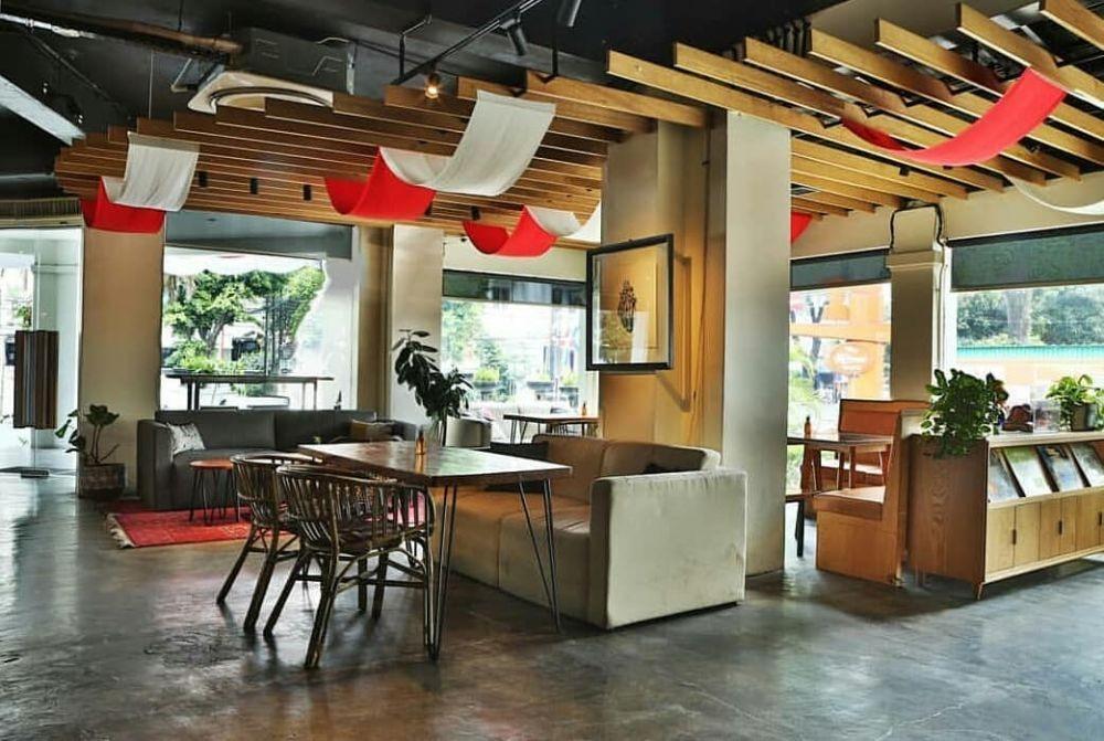 10 Kafe di Jakarta yang Asyik buat Menyendiri dan Mencari Ketenangan