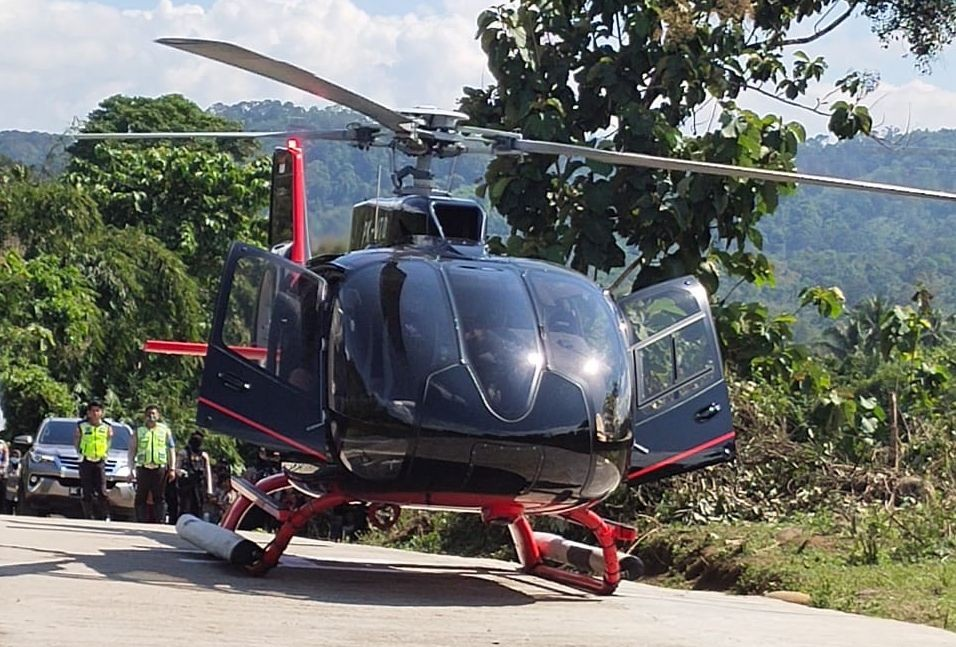 Deputy Chairperson of the Corruption Eradication Commission: Firli Takes a Helicopter at Own Cost