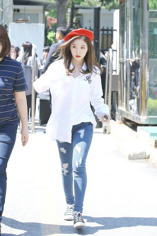 10 Style Topi Beret ala Seleb Korea, Trik Elegan Tutupi Bad Hair Day!