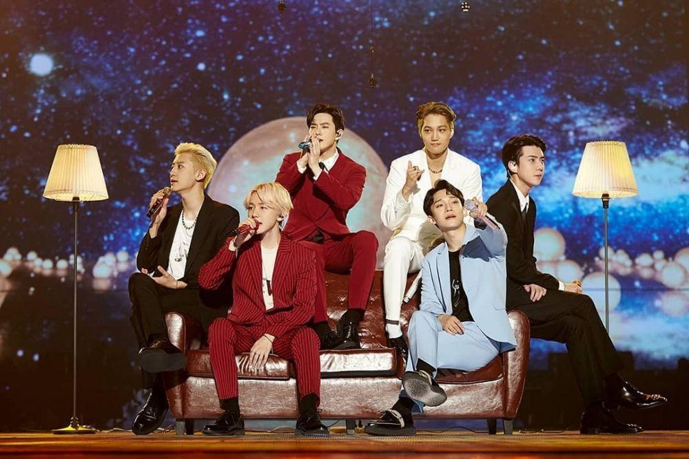 [INFOGRAFIS] Mengukur Perkembangan Fans SM Entertainment di Indonesia