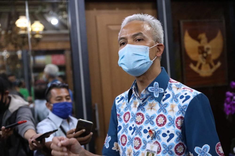 25 Dokter RS Moewardi Reaktif COVID-19, Ganjar: Tertular dari Luar