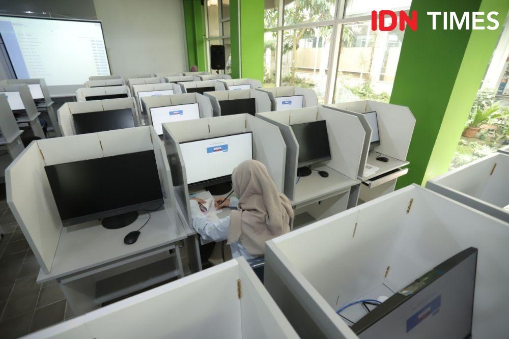 Jadi Salah Satu Lokasi UTBK-SBMPTN, UPN Veteran Yogyakarta Siap-Siap