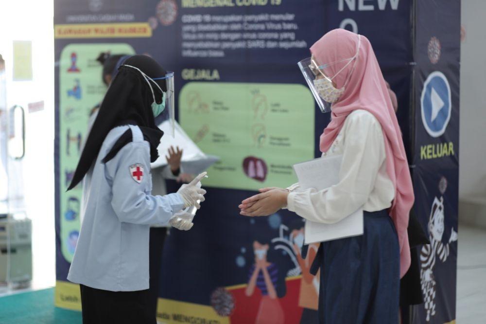 Puluhan Ribu Calon Mahasiswa Jalani UTBK Tahap I di DIY