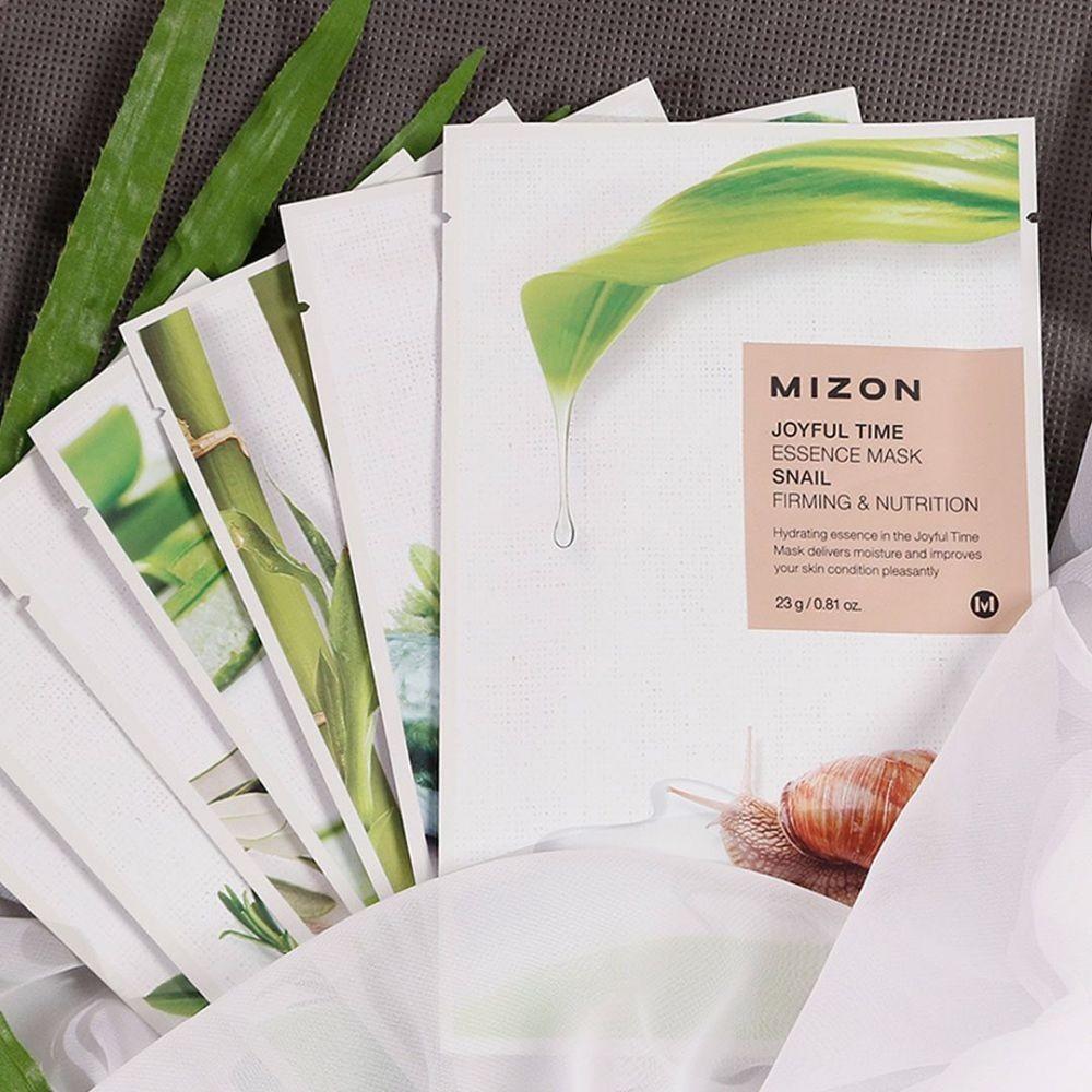 Banyak Manfaat, 9 Rekomendasi Sheet Mask Berbahan Dasar Lendir Siput