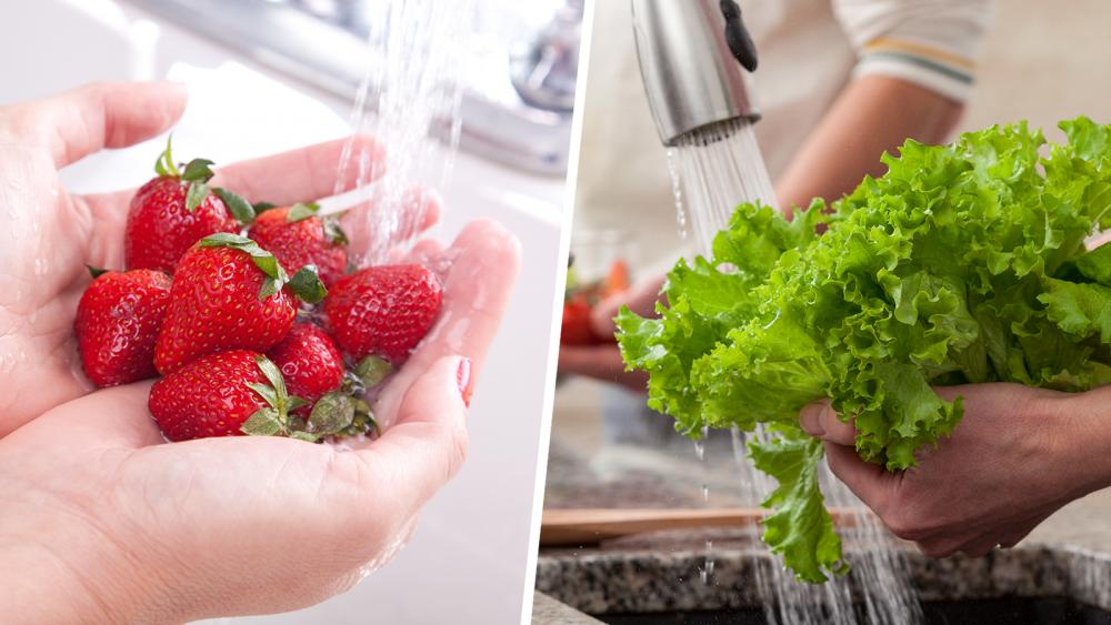 Bisa Meracuni Tubuh, Ini 5 Bahaya Mencuci Makanan dengan Tidak Benar