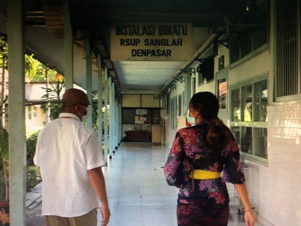 Jabat Humas RSUP Sanglah, Dewa Juga Kerap Bantu Urus Jenazah Telantar