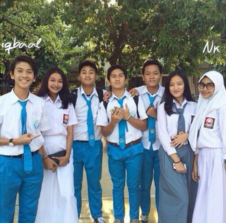 Potret Masa SMA Nicholas Saputra dan 11 Aktor Keren Indonesia, Naksir!