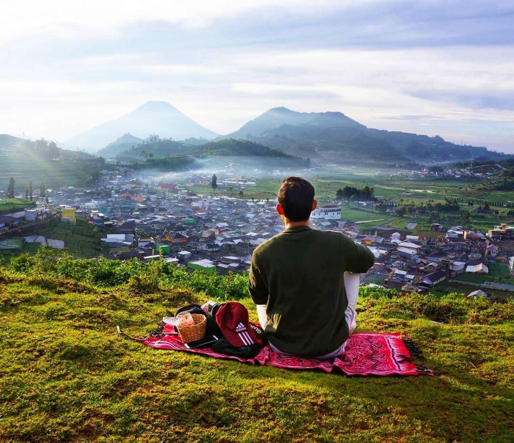 10 Tempat Selain di Gunung Prau Menikmati Sunrise di Dieng, Cakep!