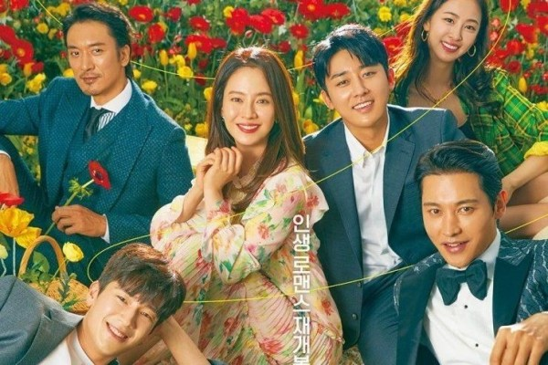 Tayang di Netflix, Ini Sinopsis Drama Komedi Romantis 'Was It Love?'