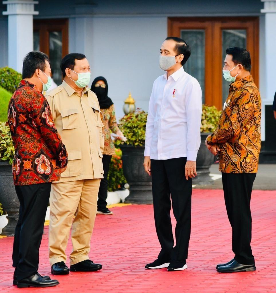 Jengkel Lagi dengan Menterinya, Jokowi: 3 Bulan WFH Malah Kayak Cuti!