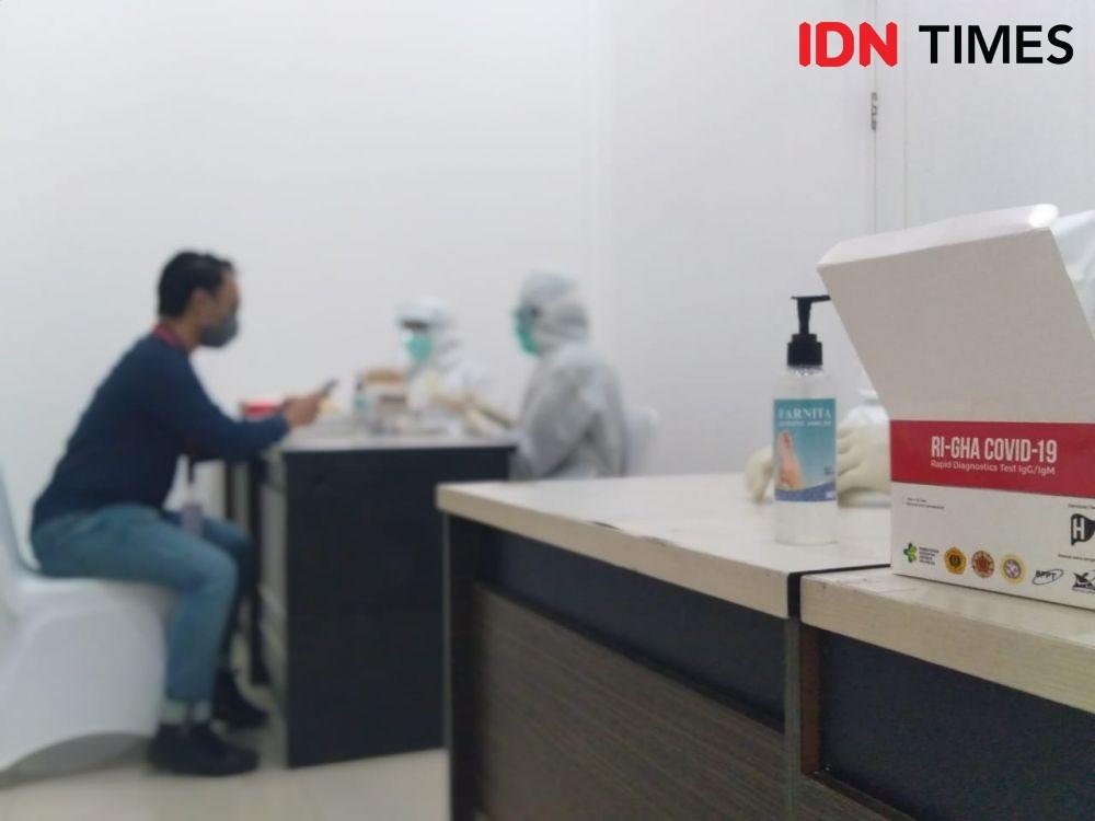 Indonesia Produksi 400 Ribu Rapid Test Lokal, Harganya Lebih Murah