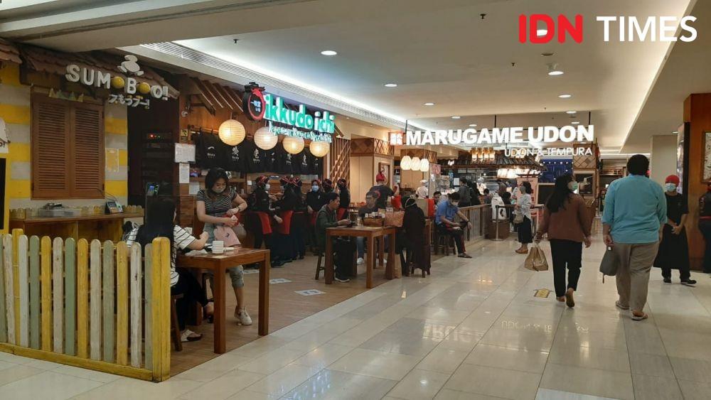 Ini Aturan bagi Pengunjung dan Pengelola Mal Saat PSBB Jakarta