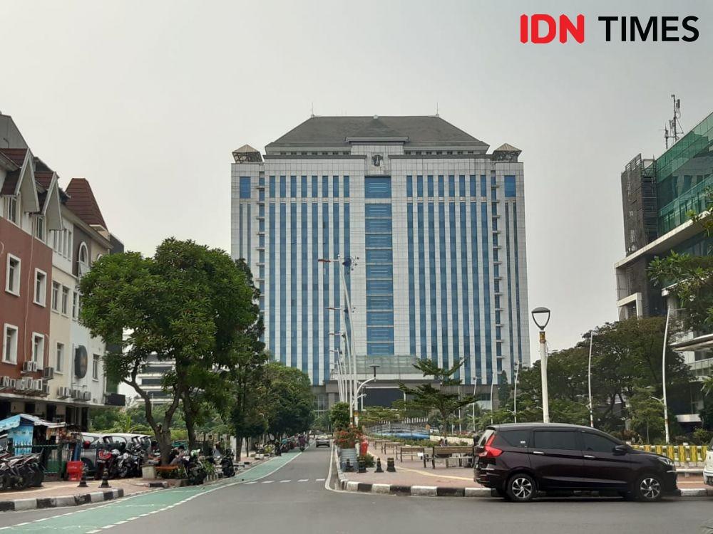 Kantor Wali Kota Jakarta Selatan dan Barat Tutup karena COVID-19