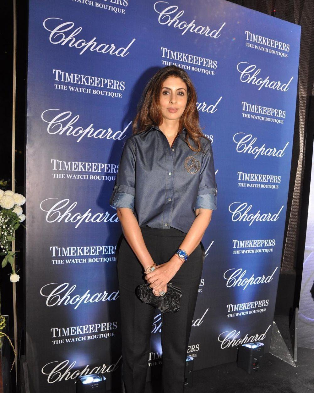 9 Style Shweta Bachchan, Putri Amitabh Bachchan yang Menawan & Stylish