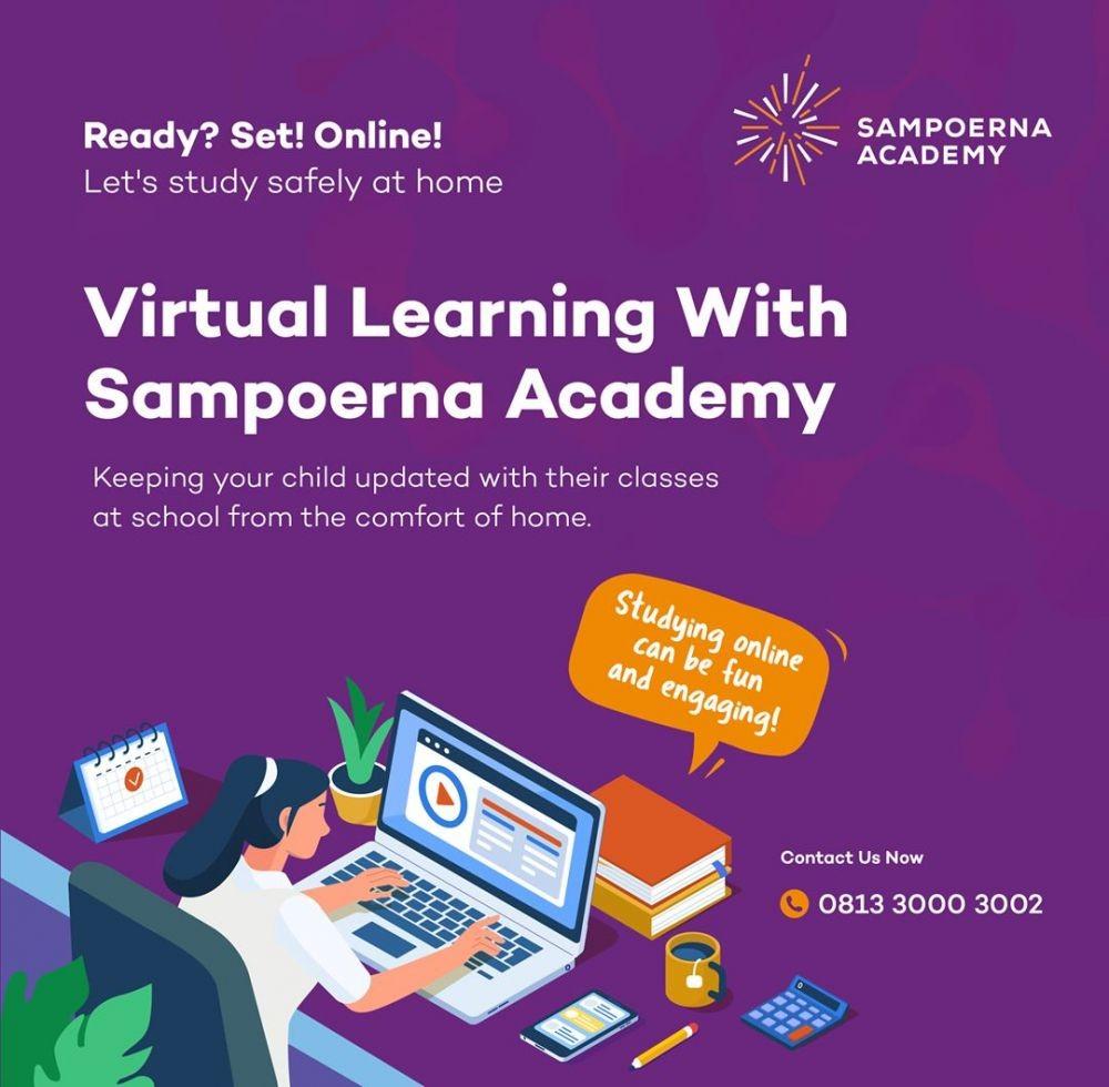 Keterampilan 5C Anak Ternyata Bisa Diasah Melalui Virtual Schooling