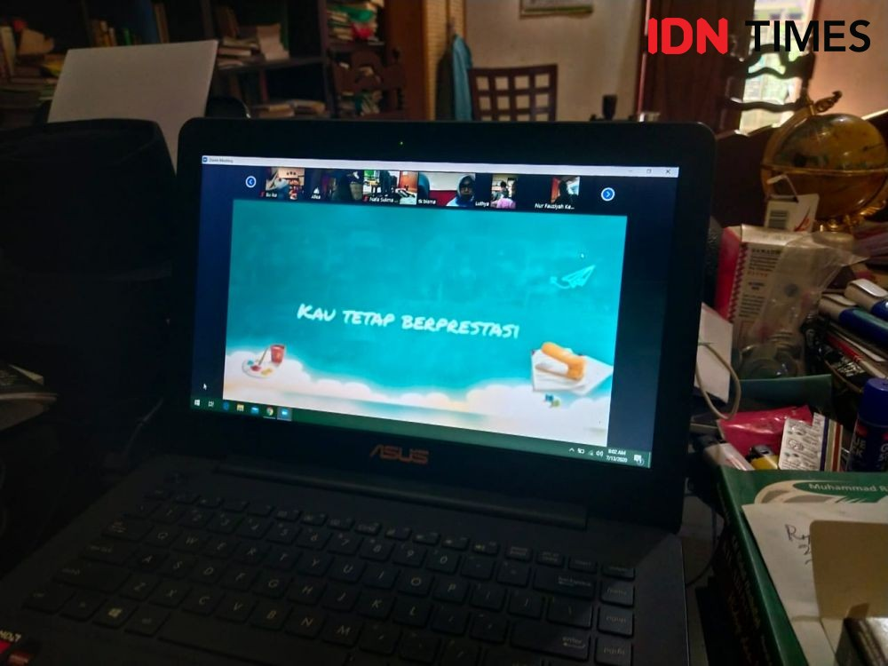 Mas Nadiem, Mending Dana POP untuk Menunjang Belajar Online!