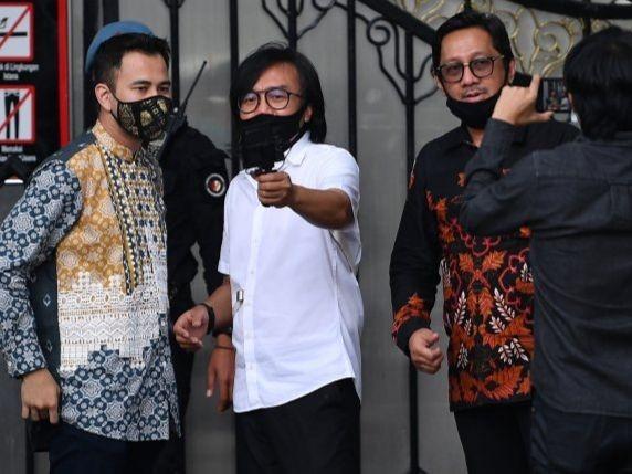 Atta Halilintar hingga Raffi Ahmad Temui Jokowi, Bahas Apa Ya?