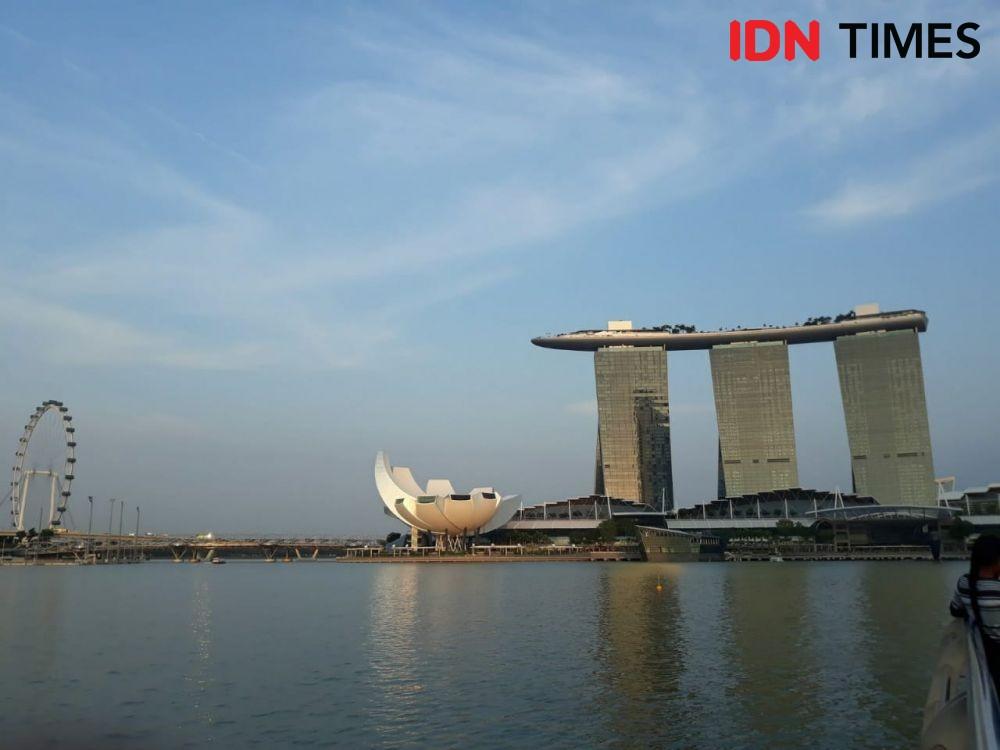 Pemimpin KPK Minta Maaf Sempat Sebut Singapura Negara Surga Koruptor