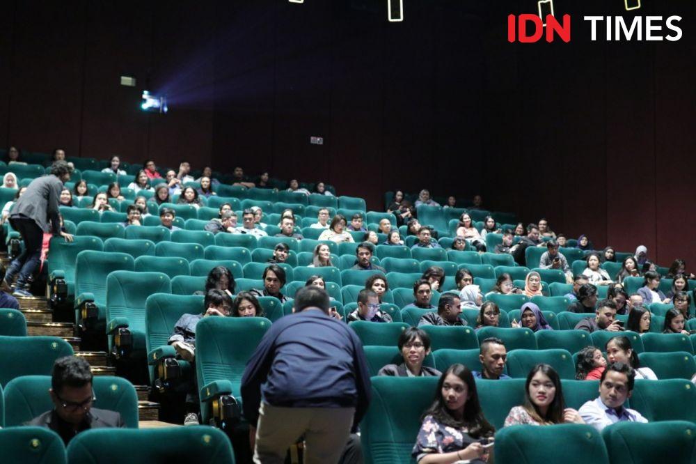 Bioskop di Kota Tangerang Batal Beroperasi Kembali