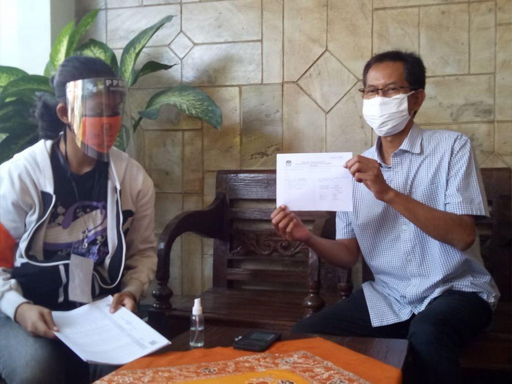 Sudah Divaksin, Ketua DPRD Surabaya Kini Positif COVID-19