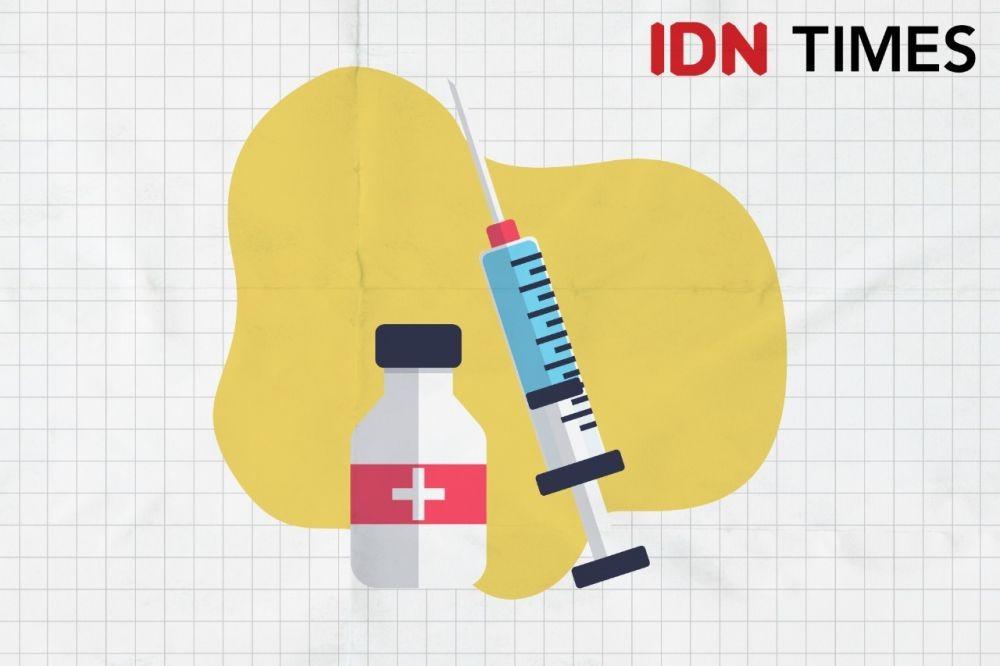 Jokowi Targetkan Vaksinasi COVID-19 Rampung Sebelum Akhir 2021