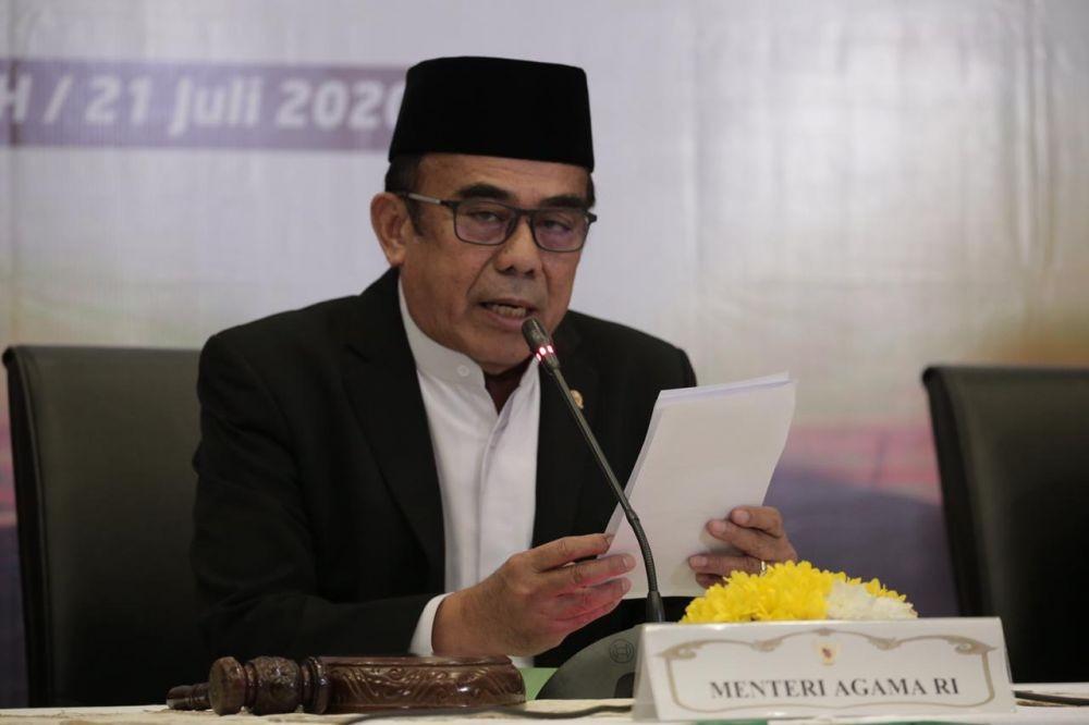 1 Tahun Jokowi-Ma'ruf, Ini 7 Aksi Kontroversial Menag Fachrul Razi