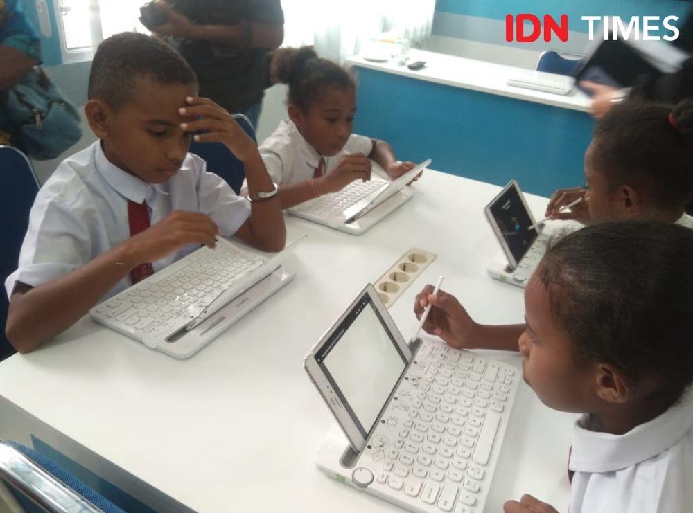 Sekolah Dibuka, 289 Anak di Papua Positif COVID-19