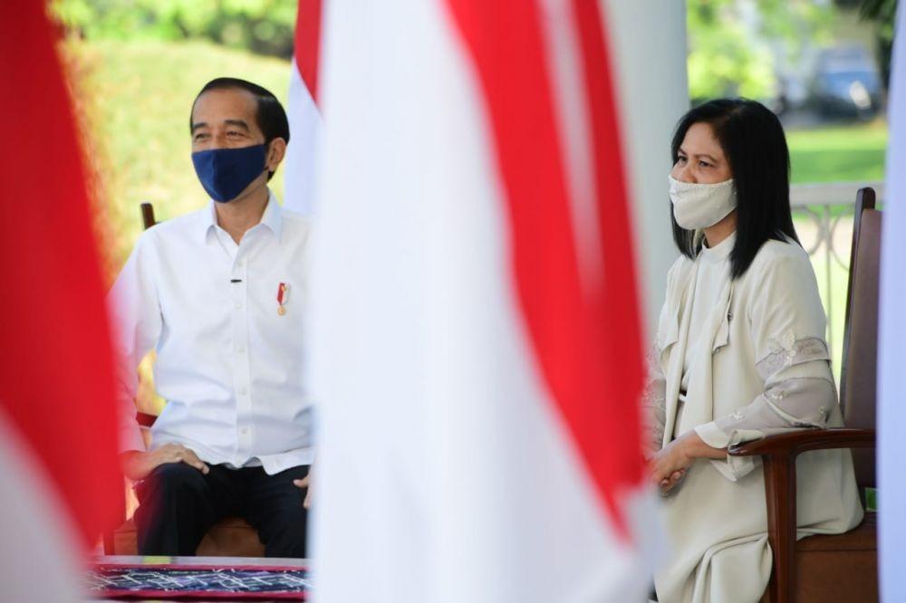 Pesan Jokowi ke Rakyat Hadapi Ancaman Bencana di Indonesia