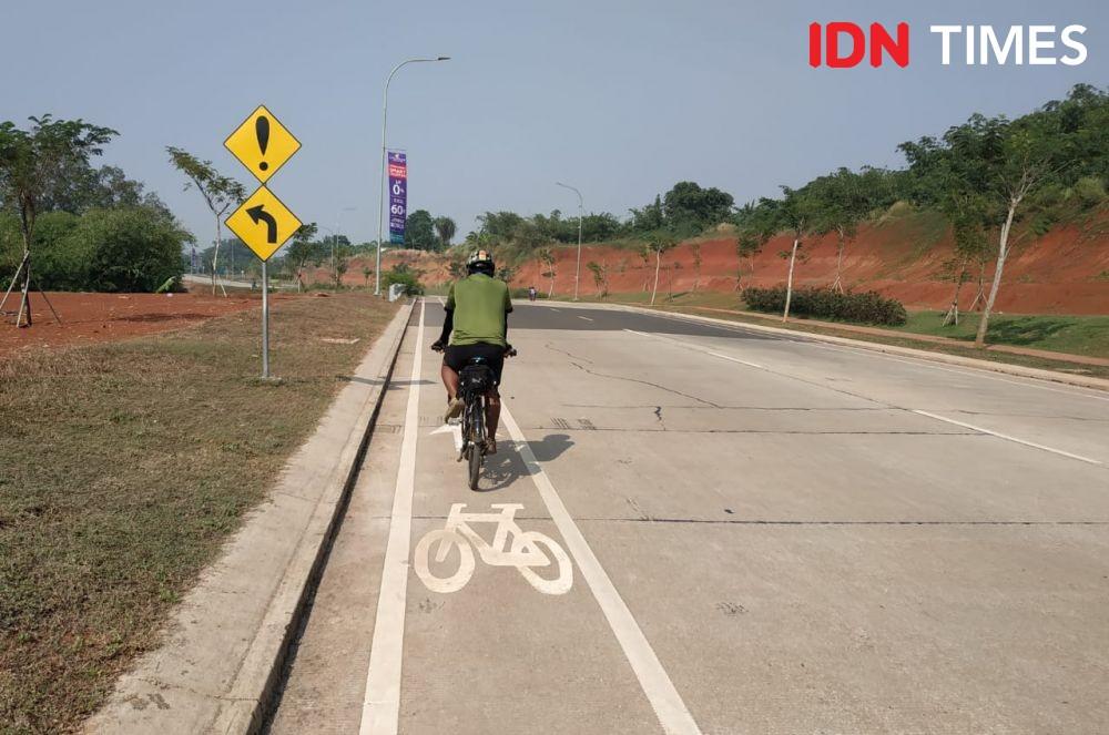 Ini Larangan Saat Bersepeda, Pertama Tidak Boleh Angkut Penumpang