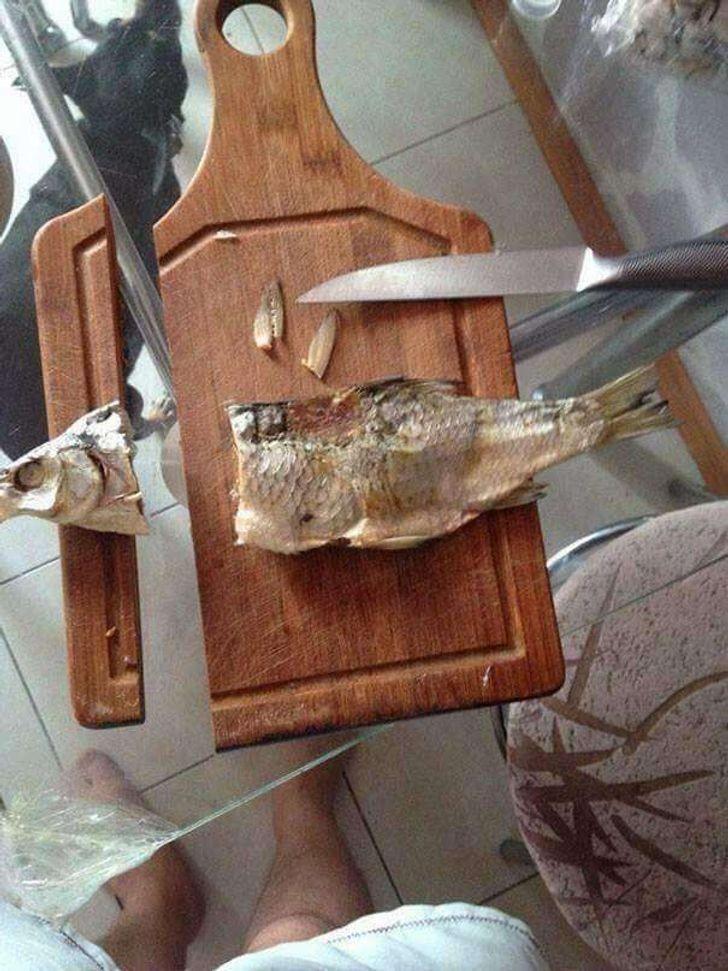15 Kekacauan di Dapur yang Bikin Heran, Kok Bisa-bisanya Sih?