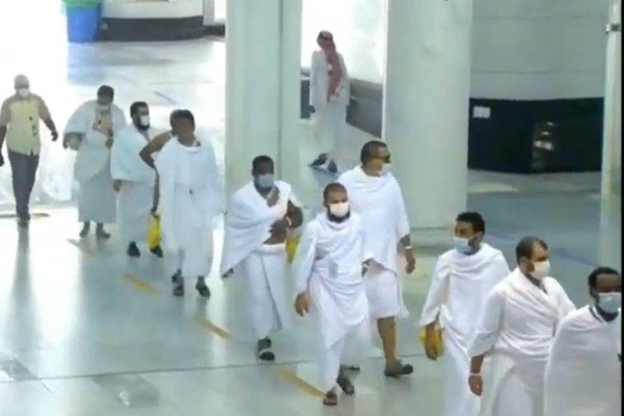 Resmi! Arab Saudi Batasi Haji 2021 Cuma untuk 60.000 Penduduknya