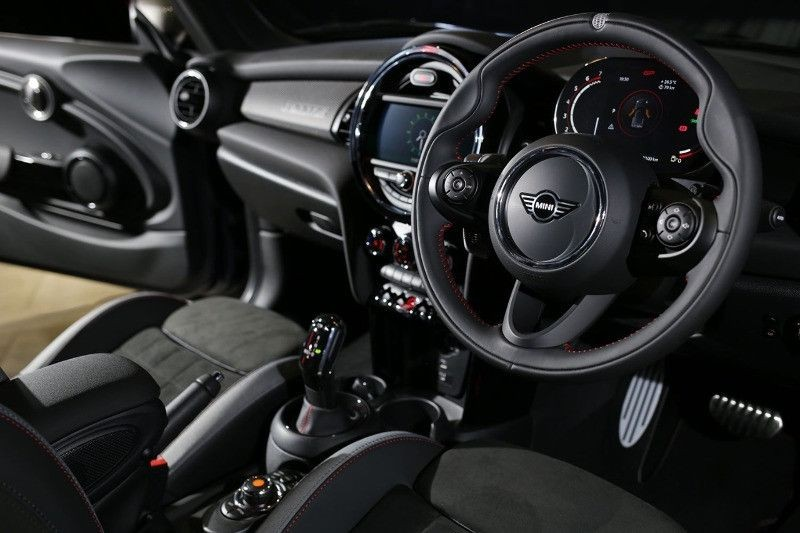 Intip MINI Cooper John Cooper Works GP, Cuma Ada 12 Unit di Indonesia!