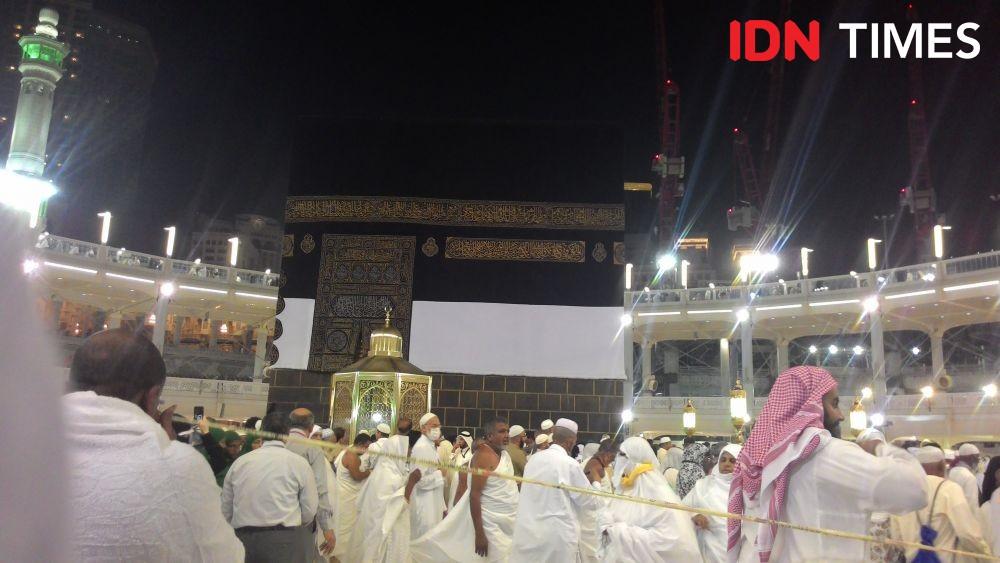Menabung 9 Tahun, Pedagang Pecel di Serang Gagal Berangkat Haji