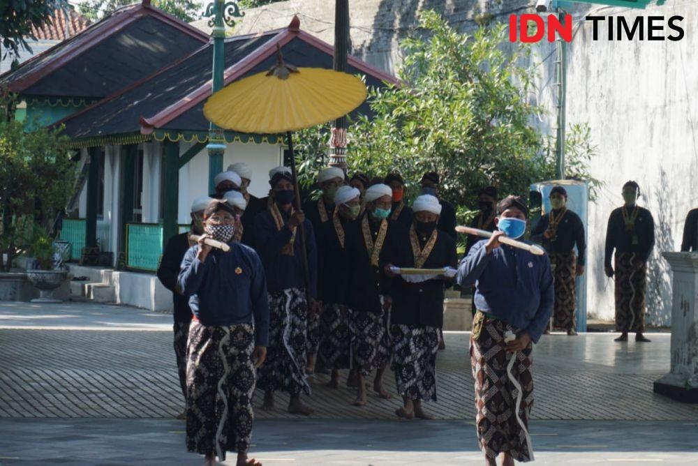 Idul Adha Tahun Ini, Keraton Yogyakarta Gelar Grebeg Tanpa Gunungan
