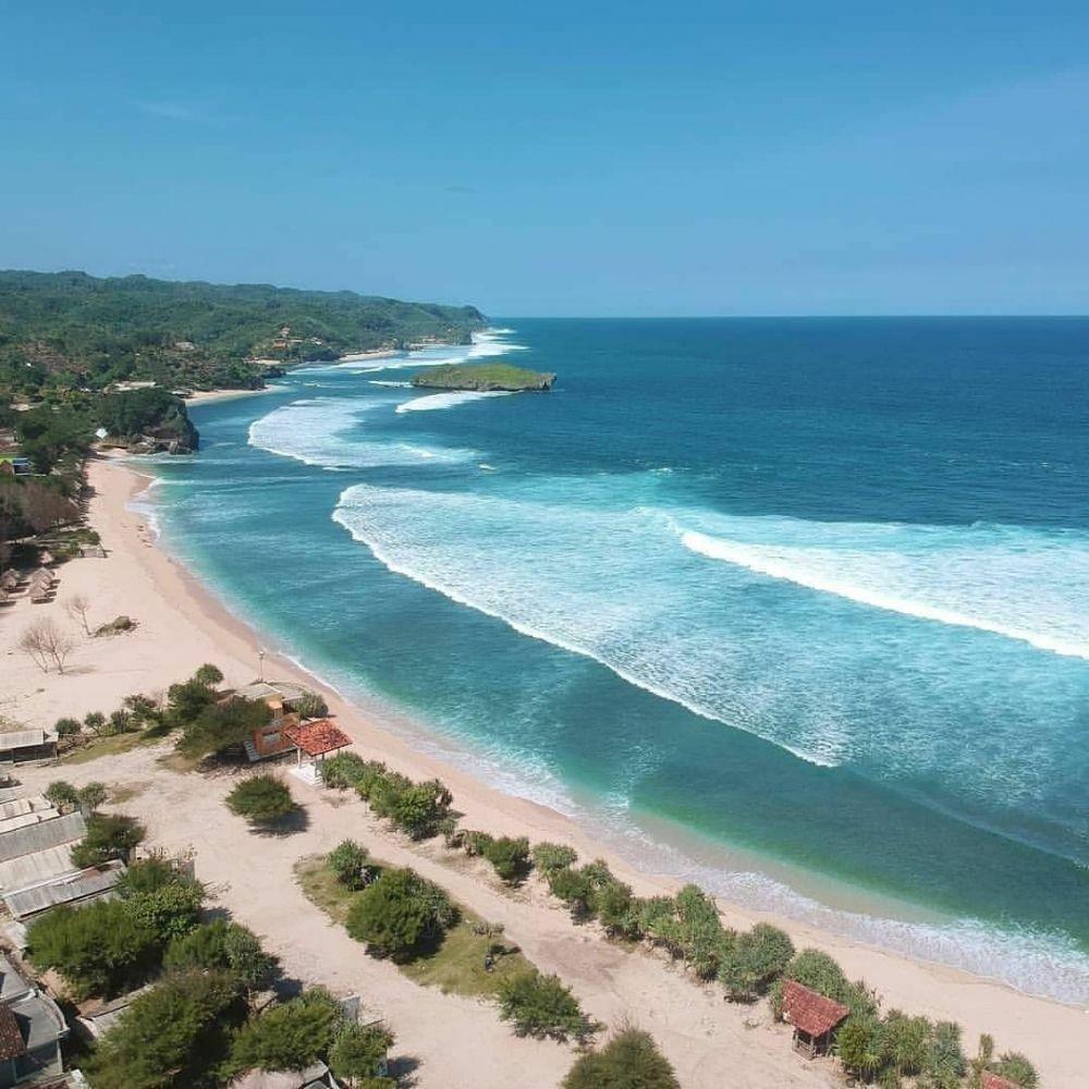 Nekat Berenang, 4 Wisatawan Tenggelam di Laut Selatan Sukabumi