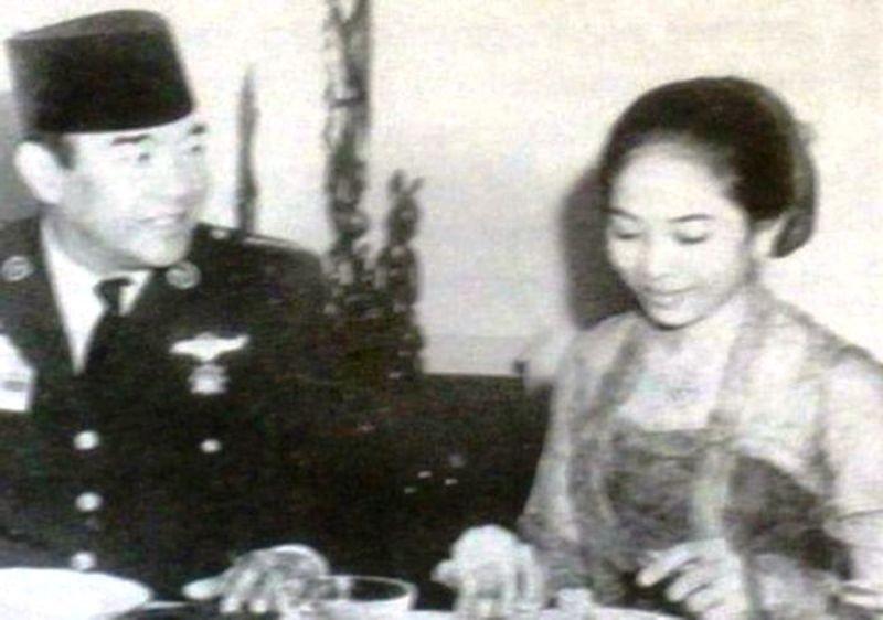 Kisah Asmara Presiden Sukarno dan Sembilan Istrinya, Penuh Liku