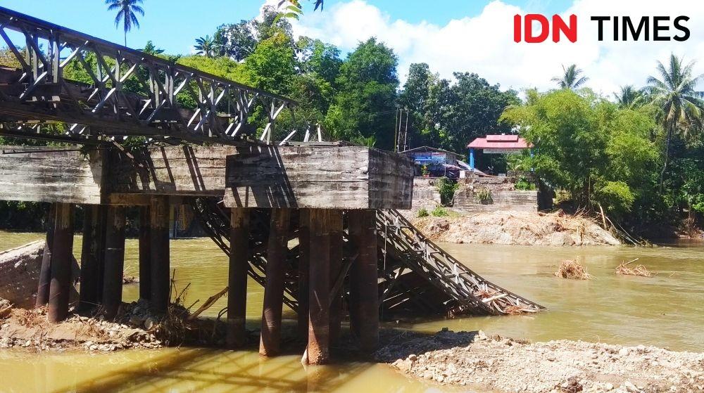 Banjir dan Longsor di Gorontalo, Total Kerugian Materiel Rp38 Miliar