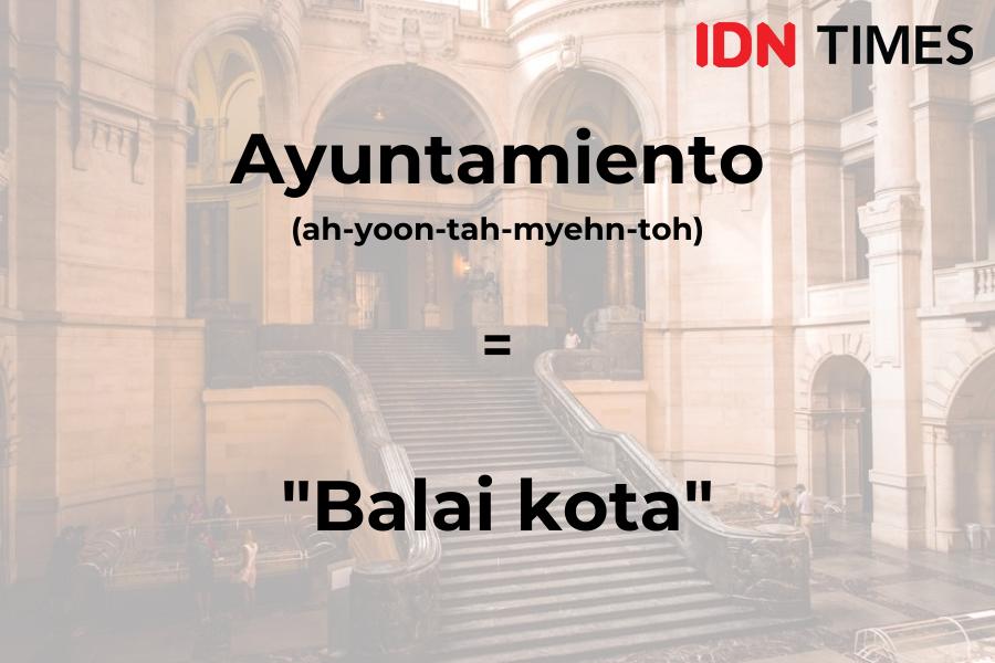 Kosakata Lokasi Penting yang Perlu Kamu Ketahui dalam Bahasa Spanyol