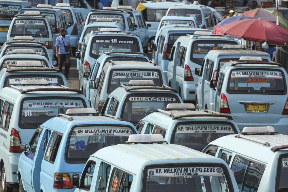 Curhat Pengusaha Angkutan yang Kesulitan Ekonomi karena Mudik Dilarang