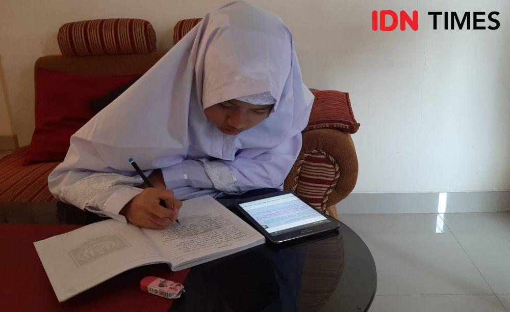 SMK di Sumsel Bakal Mulai Tatap Muka, Siswa Bergantian Masuk Sekolah