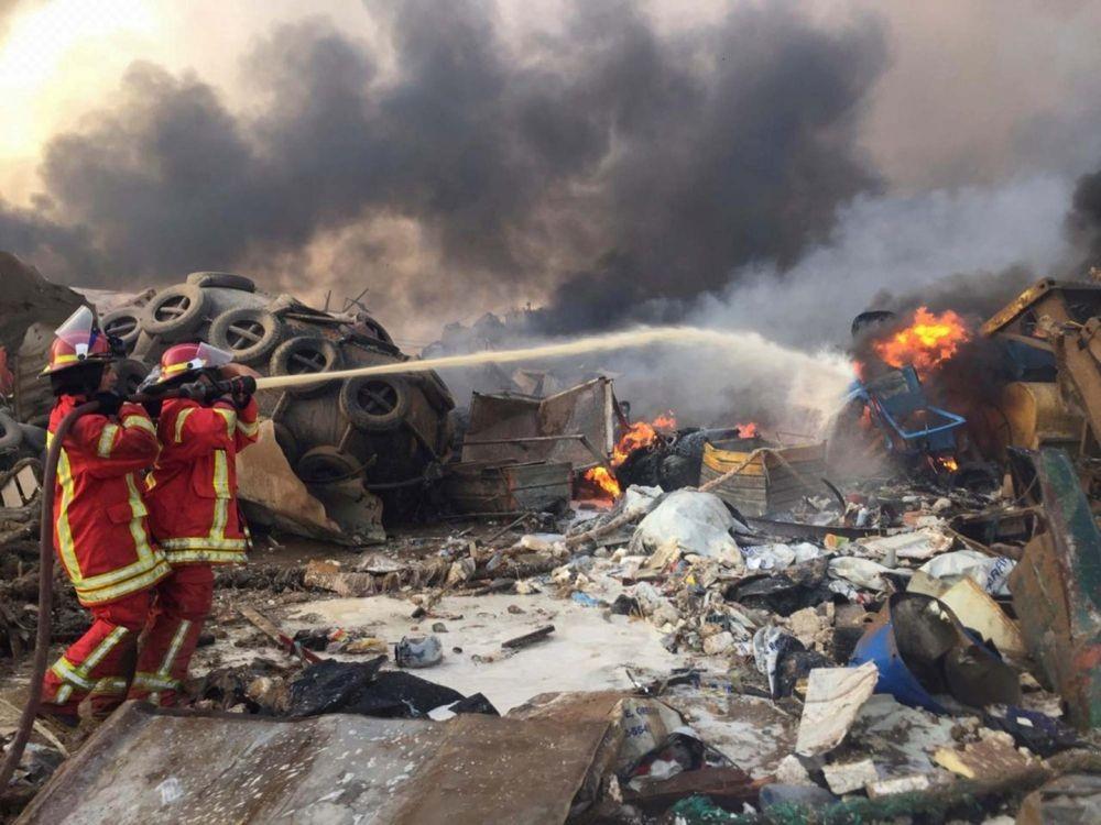 Lembaga Keamanan Lebanon Beri Peringatan 10 Hari Sebelum Ledakan