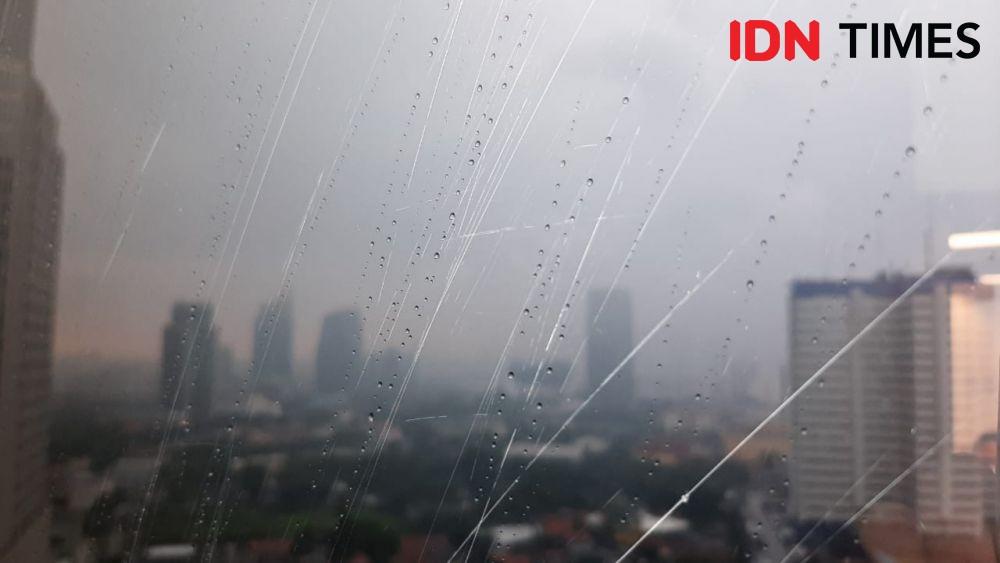 104 Warga Jakarta Mengungsi Imbas Hujan Deras di Jabodetabek