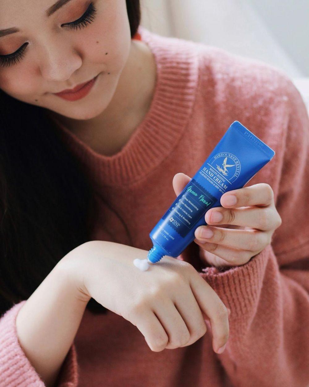 6 Rekomendasi Hand Cream Korea untuk Tangan Lembap dan Wangi Seharian